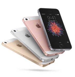 iPhone 5SE Review ips retina display colors