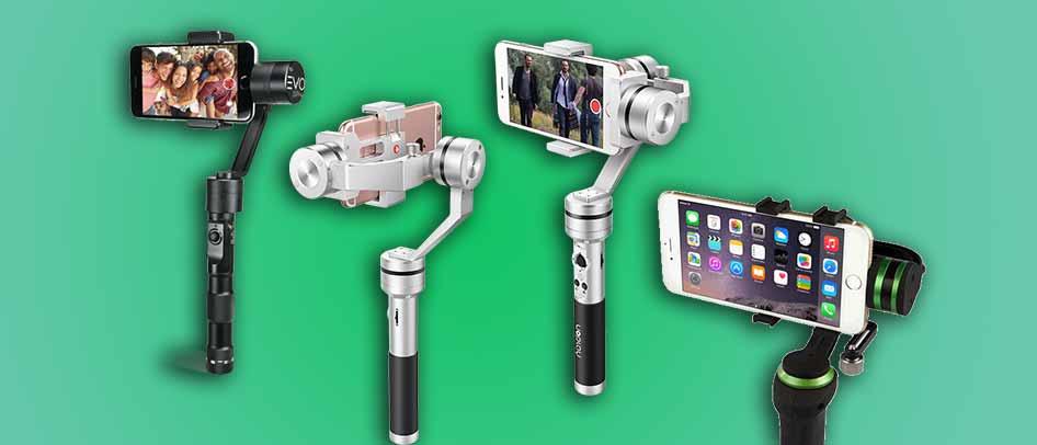 Ultimate Smartphone Stabilizer Guide: Best Smartphone Gimbal Revealed
