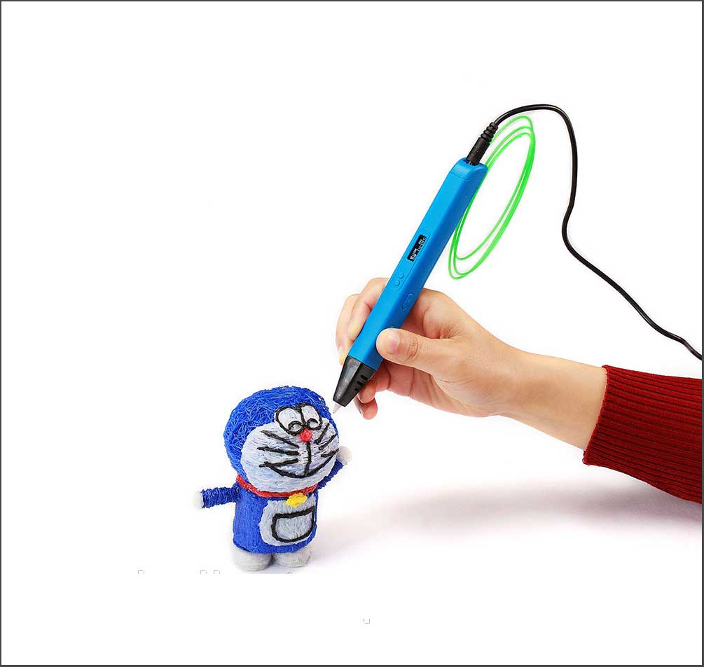 3d printing pen - repairing the object