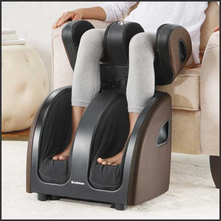 best stress relief gadgets - Foot Massager
