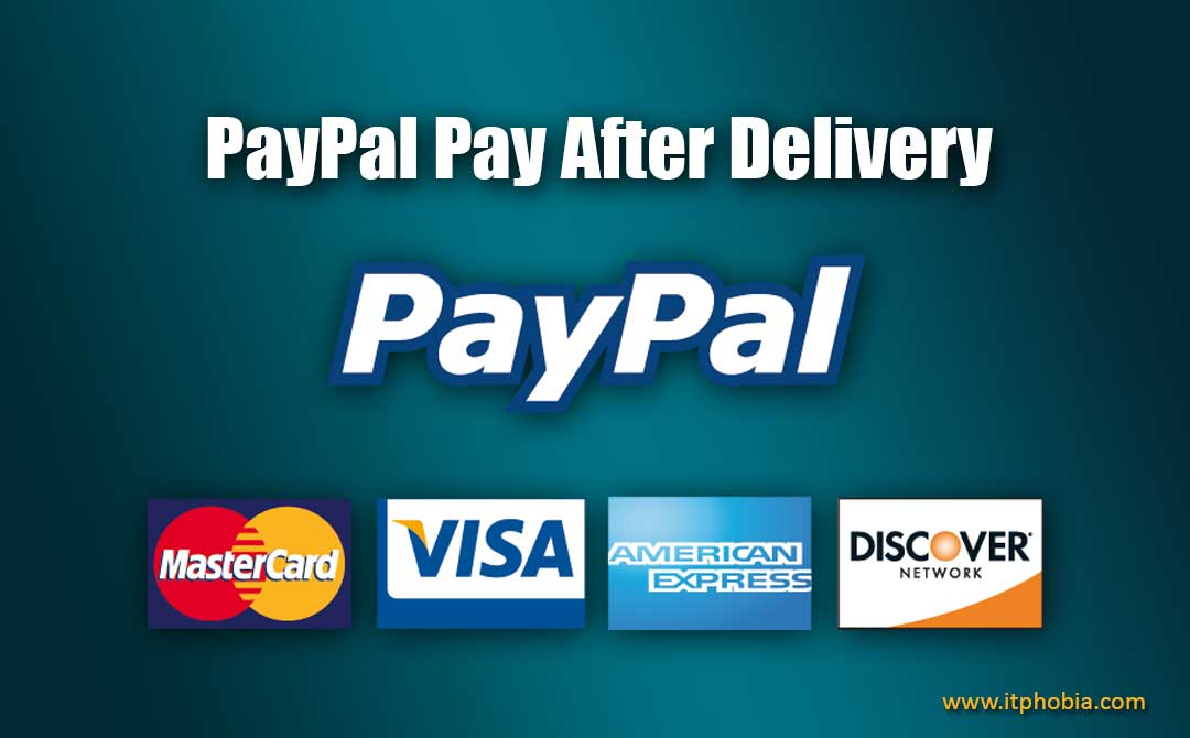paypal pay after delivery activation limits and list of extensive merchant. Black Bedroom Furniture Sets. Home Design Ideas
